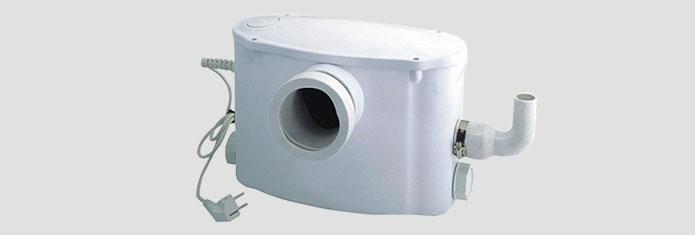 Trituratore per WC - Pianeta Acqua S.r.l.