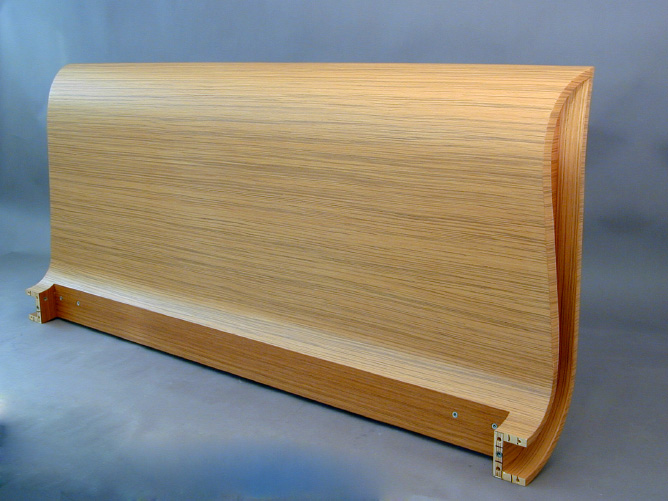 Prodotti veneta curvi - Testiere letto legno ...