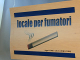 Elemento a s legno curvo serigrafato